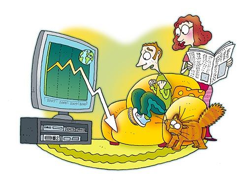yh talousuutiset huolestuttavat
